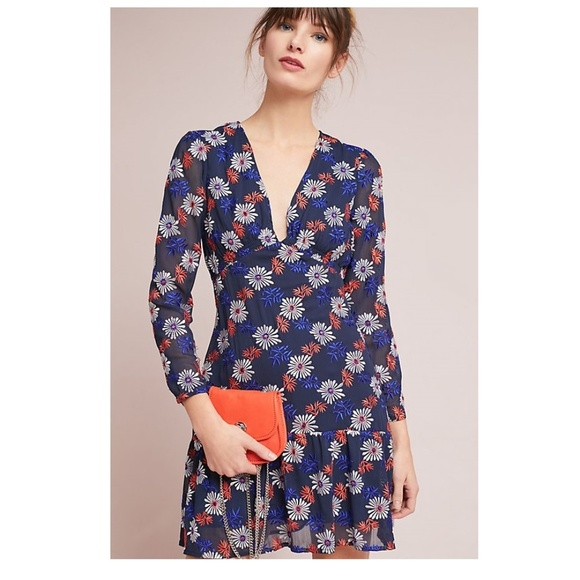 Anthropologie Dresses & Skirts - Anthropologie Everly Floral Dress NEW